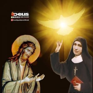 Elena Guerra, João Batista e o Espírito Santo