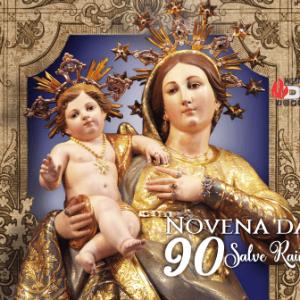 NOVENA 90 SALVE RAINHA NOV 2020 -=