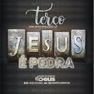 Terço Jesus é Pedra